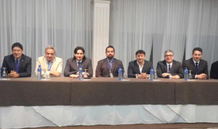 Prof. Rogério Ultra no II Congresso Sudamericano de Medicina Respiratoria